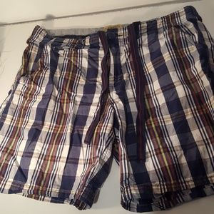 Men's cremieux premium denim shorts size 38